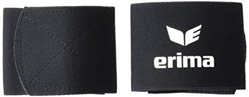 Erima Schienbeinschoner Guard Stays, schwarz, One Size, 724002