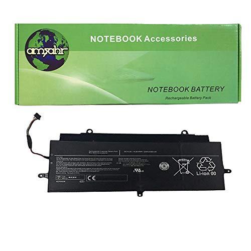 Amsahr PA5160U-1BRS-02 - Batería de reemplazo para Toshiba PA5160U-1BRS, Kira 10, Kira 101, KIRA-10D, KIRA-AT01S, Color Gris