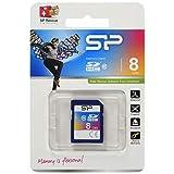 シリコンパワー SDHCカード 8GB Class10 永久保証 SP008GBSDH010V10