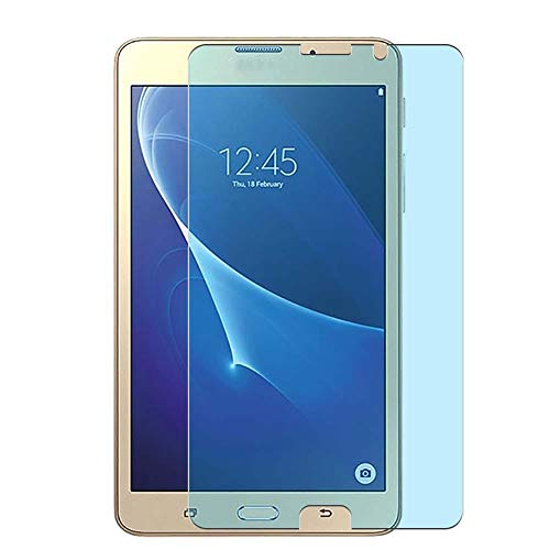 Puccy 2 Pack Anti Blue Light Screen Protector Film, compatible with Samsung Galaxy J Max 2016 7 inches TPU Guard ( Not Tempered Glass Protectors )