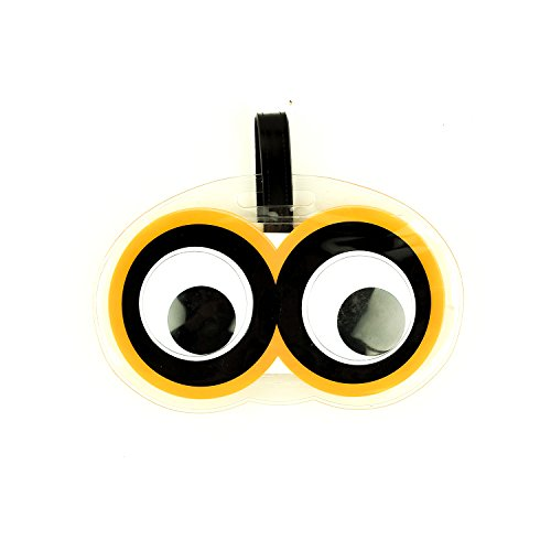 RSW Minion Plastic Travel Luggage Id Tag