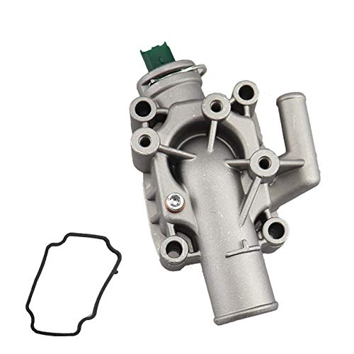 MeiZi Termostato de refrigerante del Motor de Aluminio con Ajuste de la Carcasa for Peugeot Partner 206/207/307/308/1007 Fit for Citroen C2 C3 C4 1336.Z0,1336Z0