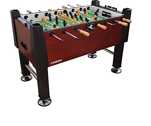 Fantastic Prices! Carrom Signature Foosball, Wild Cherry