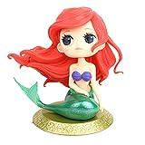 MissGood Muñeca Sirena Topper Figura para la Boda de cumpleaños de los niños Baby Shower Sirena Tema Fiesta decoración