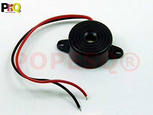 Amazon.es - 3-24V Piezo Electronic Buzzer Alarm
