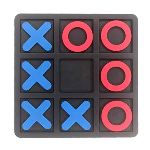 DREAMDEER Schach Puzzle Brettspiel für Teenager Kinder Kognitives Lernspielzeug - Dunkel