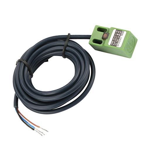 Interruptor de proximidad magnético, interruptor de luz de proximidad de rendimiento estable...