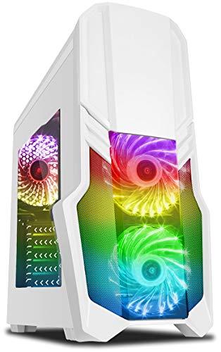VIBOX Pyro GL950T-253 Gaming PC Ordenador de sobremesa con Cupón de Juego,...