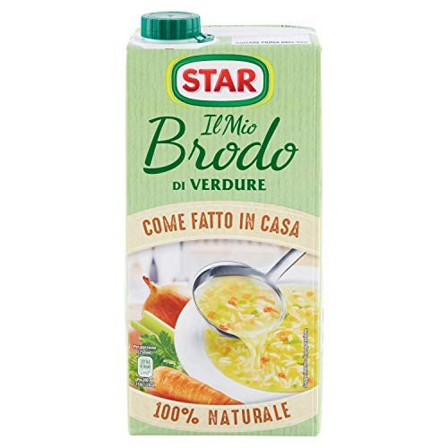 Star Brodo Liquido Pronto Vegetale - 1 l