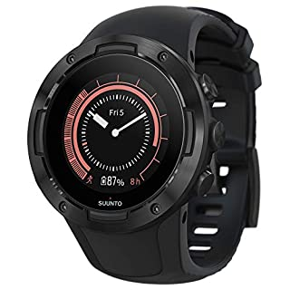 Suunto 5, All Black - Compact GPS Sports Watch with Great Battery Life (B07RF1KYLD) | Amazon price tracker / tracking, Amazon price history charts, Amazon price watches, Amazon price drop alerts