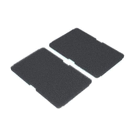 LUTH Premium Profi Parts - 2x filtros 240 x 155 mm para secadora de ropa | Compatible con Beko 2964840100 2964840200 782372152 782372445