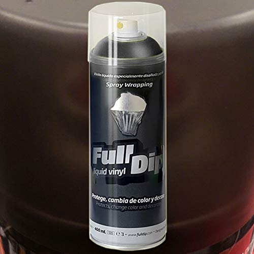 TiendaFullDip.com Vinilo líquido Full Dip Ahumado Negro
