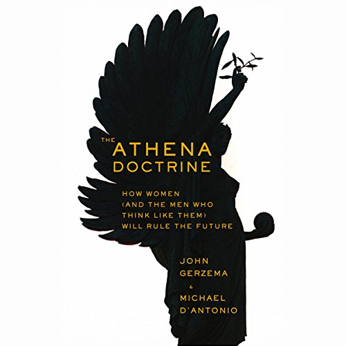 The Athena Doctrine cover art