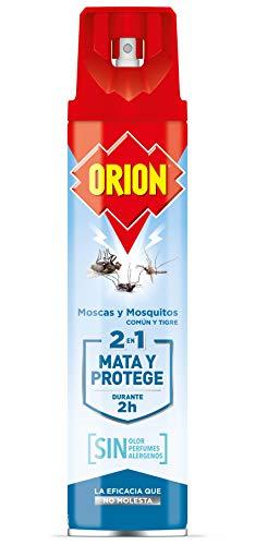 Orion Insecticida Para Insectos Voladores, Sin Perfume - 600 ml