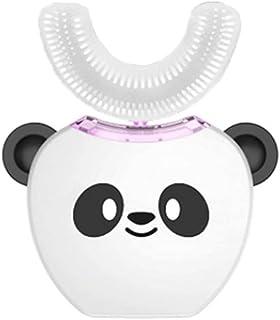 Orale Reiniging Whitening U-vormige Auto Borstel Soft Gel Hoofd Voor Gevoelige Tanden Automatische Sprint Tandenborstel me...