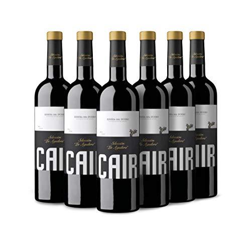 Cair Selección De La Aguilera Vino Tinto Dominio De Cair Caja Cartón 6 Botellas- 750 ml