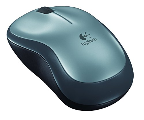 Logitech Wireless Mouse M185 - Silver