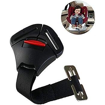 MuStone Cinturón de seguridad para automóvil Cierre seguro, Correa ...