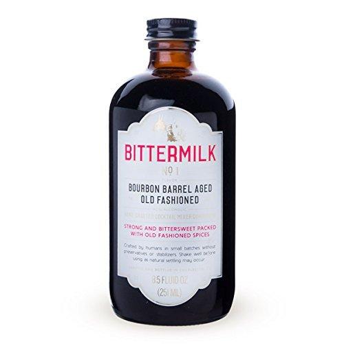 Bittermilk Cocktail Mixer Variety Pack - Includes Bittermilk No.1 No.2 No.3