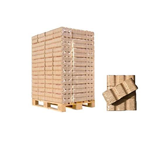 10 kg Holzbriketts RUF Nadelholz Kamin Ofen Brenn Holz Heiz Brikett Made in Germany
