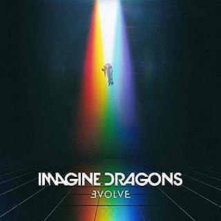 原装正版 梦想之龙乐队:进化 Imagine Dragons Evolve 1CD 欧美音乐 信徒 漂浮空中 不是今天 音乐CD