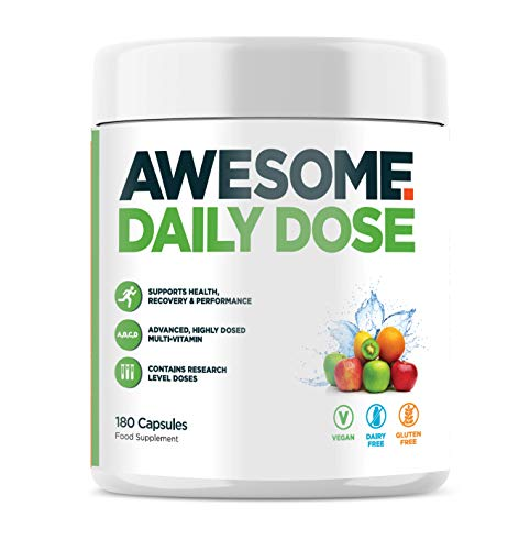 Awesome Supplements by Ben Coomber Vegan Daily Dose Advanced Multivitamin