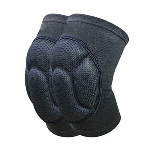 manda Stell 1 Paar professionelle Knieschoner Konstruktion Komfort Beinschutz Arbeitssicherheit, 0, 1 Stück.