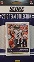 Baltimore Ravens 2016 Score EXCLUSIVE Factory Sealed Team Set with Joe Flacco, Steve Smith, Terrell Suggs, Rookie Cards plus