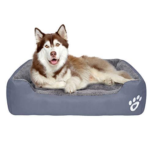 Letti per Cani Cuccia per Gatti Cuscino per Gatti Impermeabile Cuccia per Cani Tappetino per Dormire Morbido Cuscino per Dormire Cuccia Adatta per Cani o Gatti Quattro Stagioni