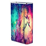 Decal Sticker Skin WRAP Galaxy for Smok X Cube II 160W TC