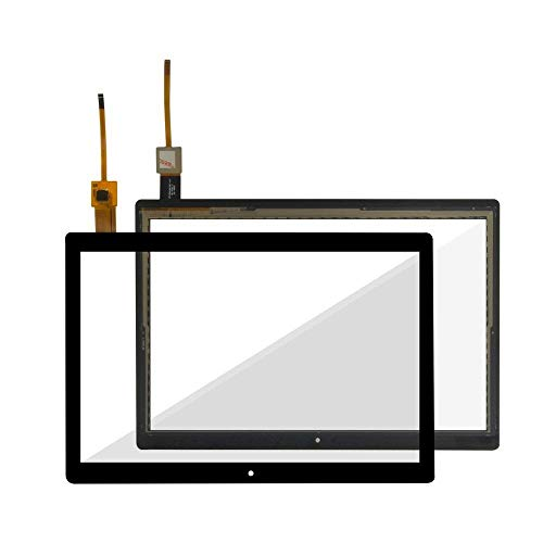 Display a Schermo Piatto 10.1  Touch Screen Fit for Lenovo Tab M10 TB-X505 TB-X505F TB-X505L TB-X505X Schermo Touch Digitizer Assembly (Color : Black)