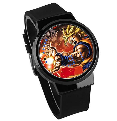 Relojes De Pulsera,Pantalla Táctil Led Reloj Dragon...