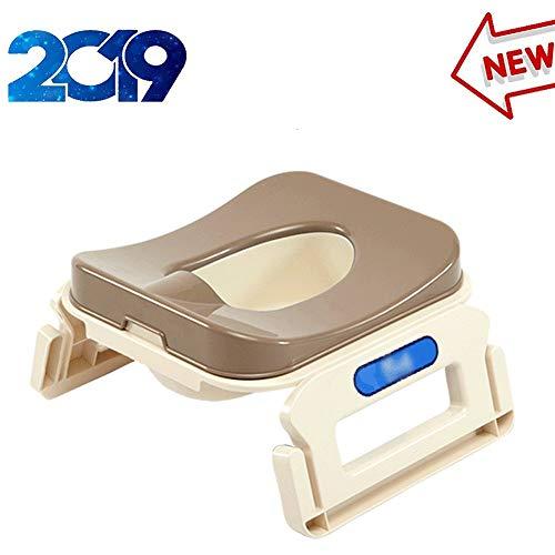 TERMALY Dispositif de miction Unisexe, Toilettes pour bébé, Toilettes pour Enfants, Toilettes pour Enfants, Toilettes Portables pour Hommes et Femmes, Pot pour bébé, Toilettes pour bébé,C