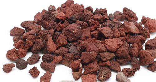 GYD Saco Piedra volcánica roja 10-25 mm
