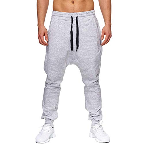 Buyaole Pantalones De Chandal Hombre,Pantalones Deporte Hombre,Pantalones Deportivos Largos E Informales para Hombres Pantalones Ajustados Pantalones Deportivos para Correr Pantalones Deportivos
