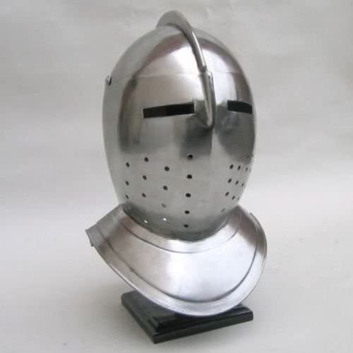 Asmara Nautisches EuropäischenBeckenhaube Helm Armor  Mittelalter Knight Crusader  A. Armer