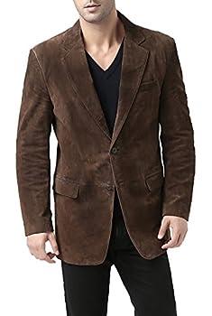 Best mens leather blazer Reviews