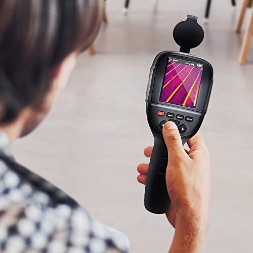 『PerfectPrime IR0018, 35200 画素の赤外線熱画像 可視光カメラ 熱画像キャプチャー頻度 9HZ』の5枚目の画像