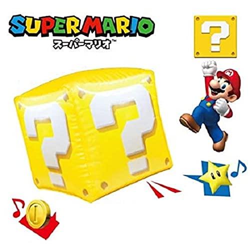 スーパーマリオ ハテナブロック サウンドバルーン マリオ コイン ブロック