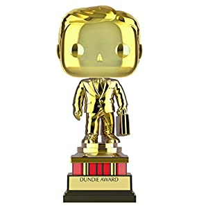 Funko Pop! TV: The Office - Customizable Chrome Dundie Award, Amazon Exclusive Collectible Vinyl Figure (52077) - 41fA5Bq5VIL - Funko Pop! TV: The Office – Customizable Chrome Dundie Award, Amazon Exclusive Collectible Vinyl Figure (52077)