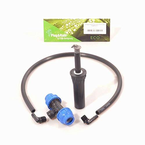 Plug&Rain Montageeinheit für Sprühdüse, 25 mm (3/4