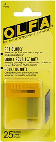 OLFA Art Blade, 25-Pack