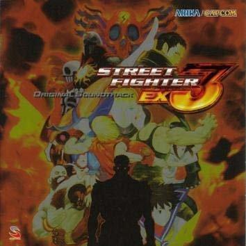 Street Fighter Ex3 [Japan]