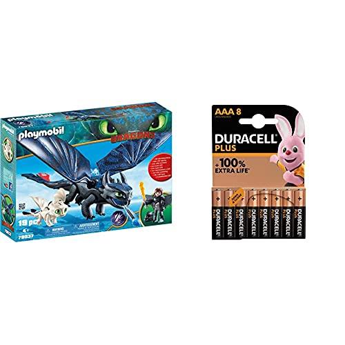 PLAYMOBIL DreamWorks Dragons HIPO y Desdentao con...