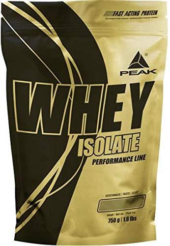 Peak Performance Whey Protein Isolat, 750 g Beutel (Cherry Yoghurt)