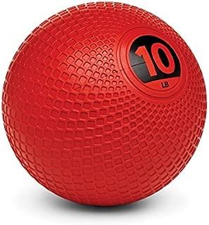 SKLZ Med Ball - Non-Slip Weight Training Medicine Ball