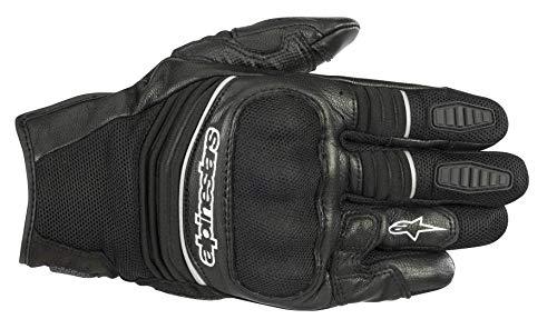 Alpinestars Motorradhandschuhe Crosser Drystar Air Gloves Black, Schwarz, M