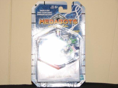 Hasbro Medabots Robo-Emperor (2001) Action Figure WEA-2351 w/ Game Card & Die