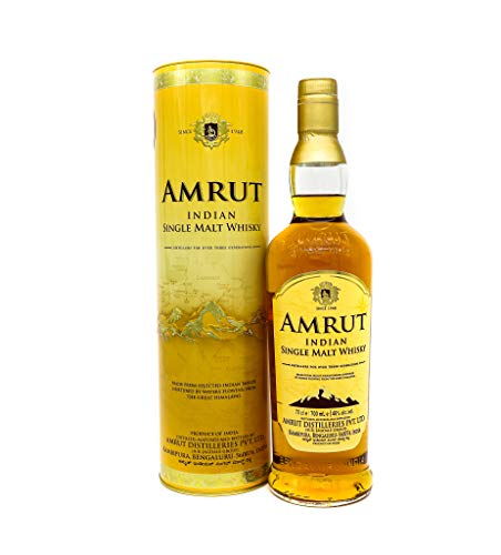 Amrut Indian Single Malt Whisky
