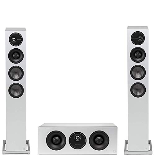 Buy Bargain Definitive Technology D15 Modern High Performance 3 Way Tower Speaker Home Theater Packa...